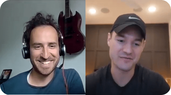 Christian Vetter in podcast with Nathan Latka 1